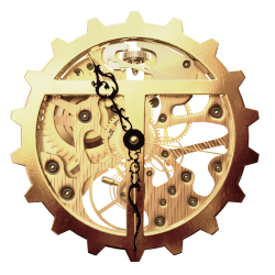 Clockwork Wallpaper